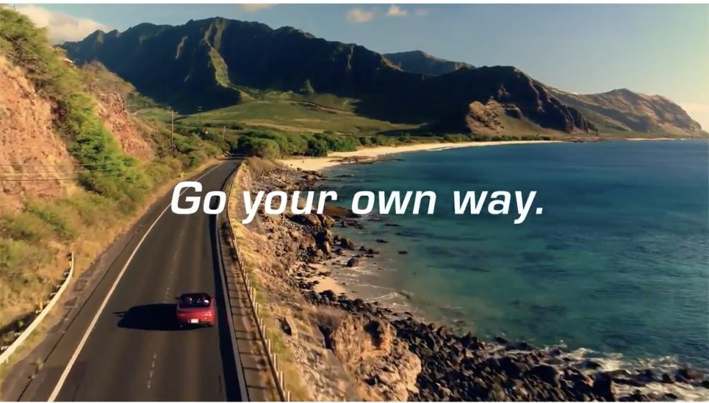 フォード新潟様 CM「Go your own way」篇